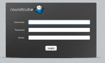 Fix For: After Upgrading Roundcube via SimpleScripts, Login Asks for Server