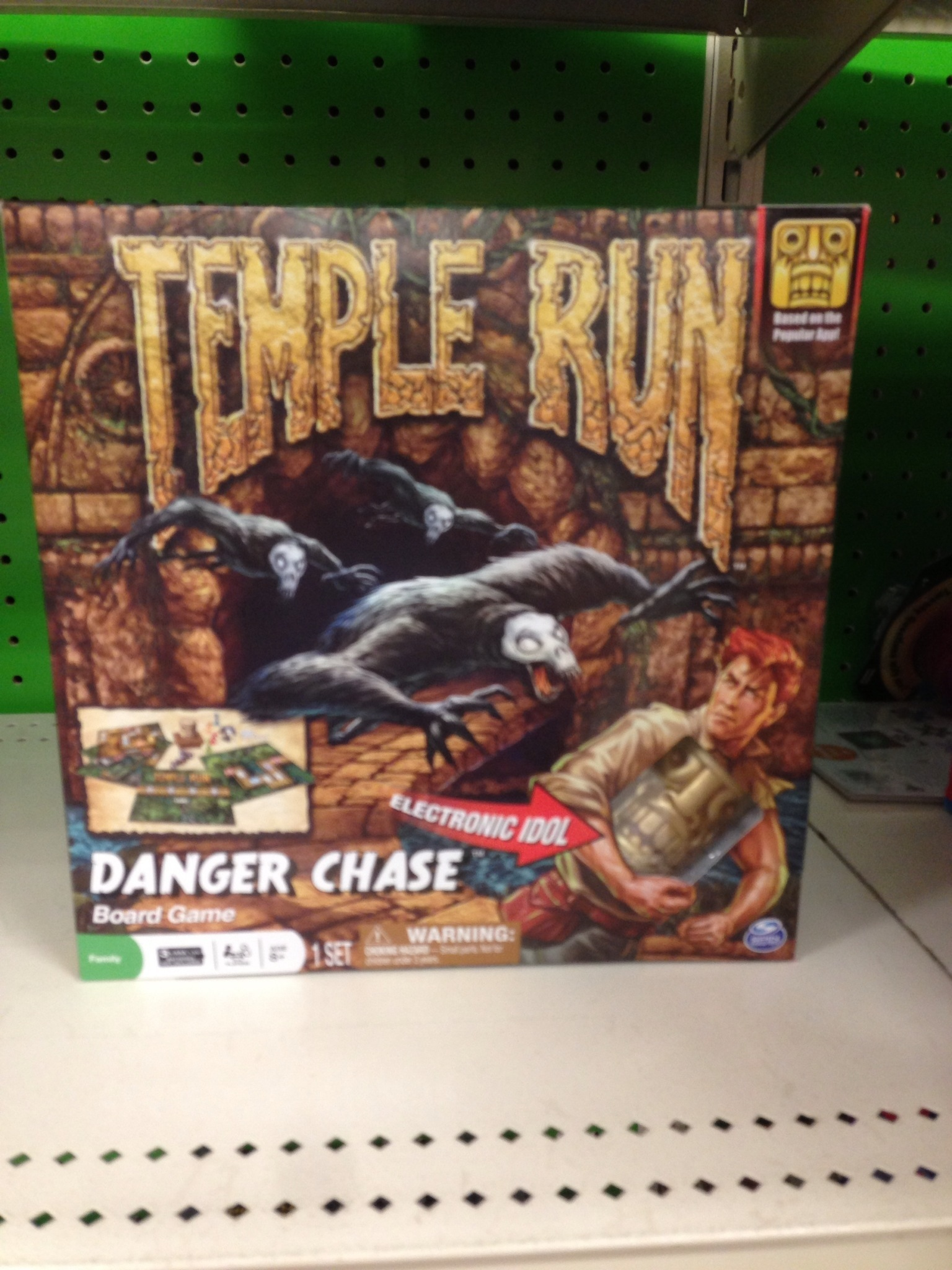 Temple Run – Analog Version