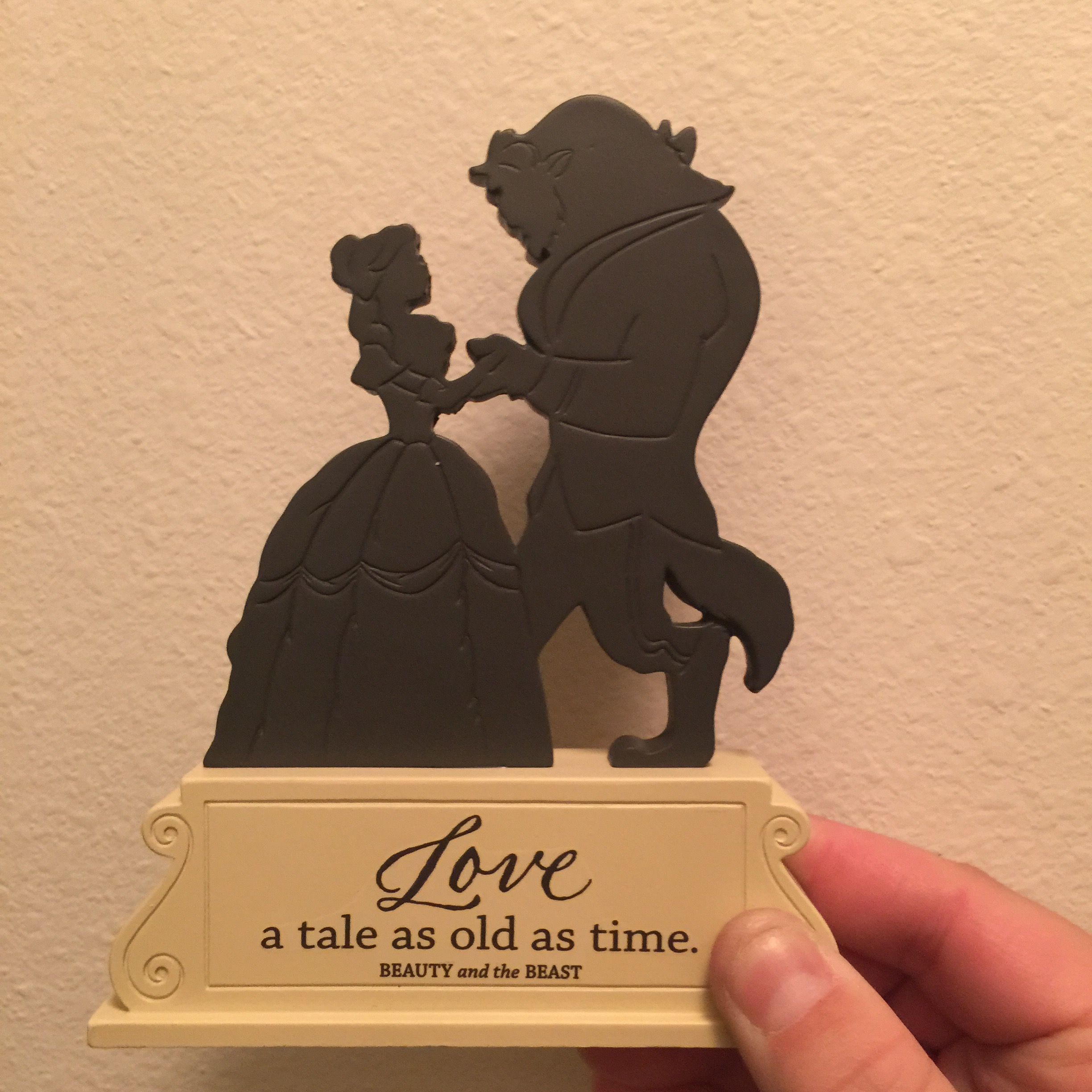 Beauty & the Beast Statuette