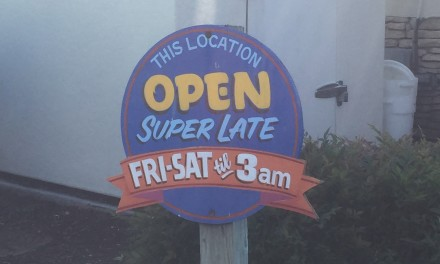 Open Super Late…
